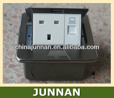 floor mount electrical boxes with and rj45data buy floor mount electrical outlets floor floor box for