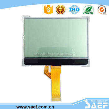monochrome lcd display module with128x64 oled display and mono TFT lcd display for industrial lcd