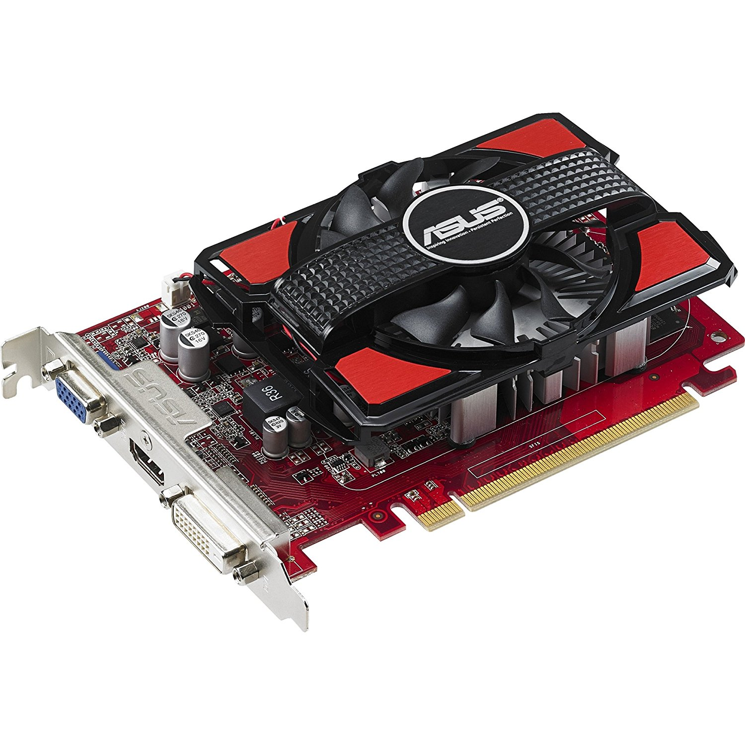 """Asus R7250-1Gd5 - Graphics Card - Radeon R7 250 - 1 Gb Gddr5 - Pci Express 3.0 - Dvi, D-Sub, Hdmi """"Product Type: Computer Components/Video Cards & Adapters"""""""