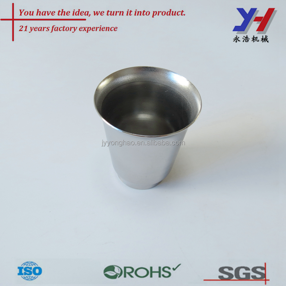 Sheet stamping fabricated High quality Aluminum metal part of lamp stamping part