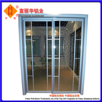 Light Weight Aluminum Window Louver Frames With Factory Price