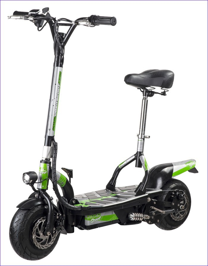 ES06 1000W High-tensile Steel Frame 9' Tire Folding Mini Electric Scooter