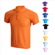 11 plain colors polyester summer breathable quickdry polo custom OEM logo printing men t shirt