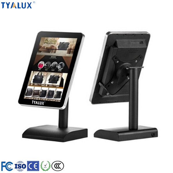 32 inch newly developed ultra-thin stand-alone lcd advertising monitor