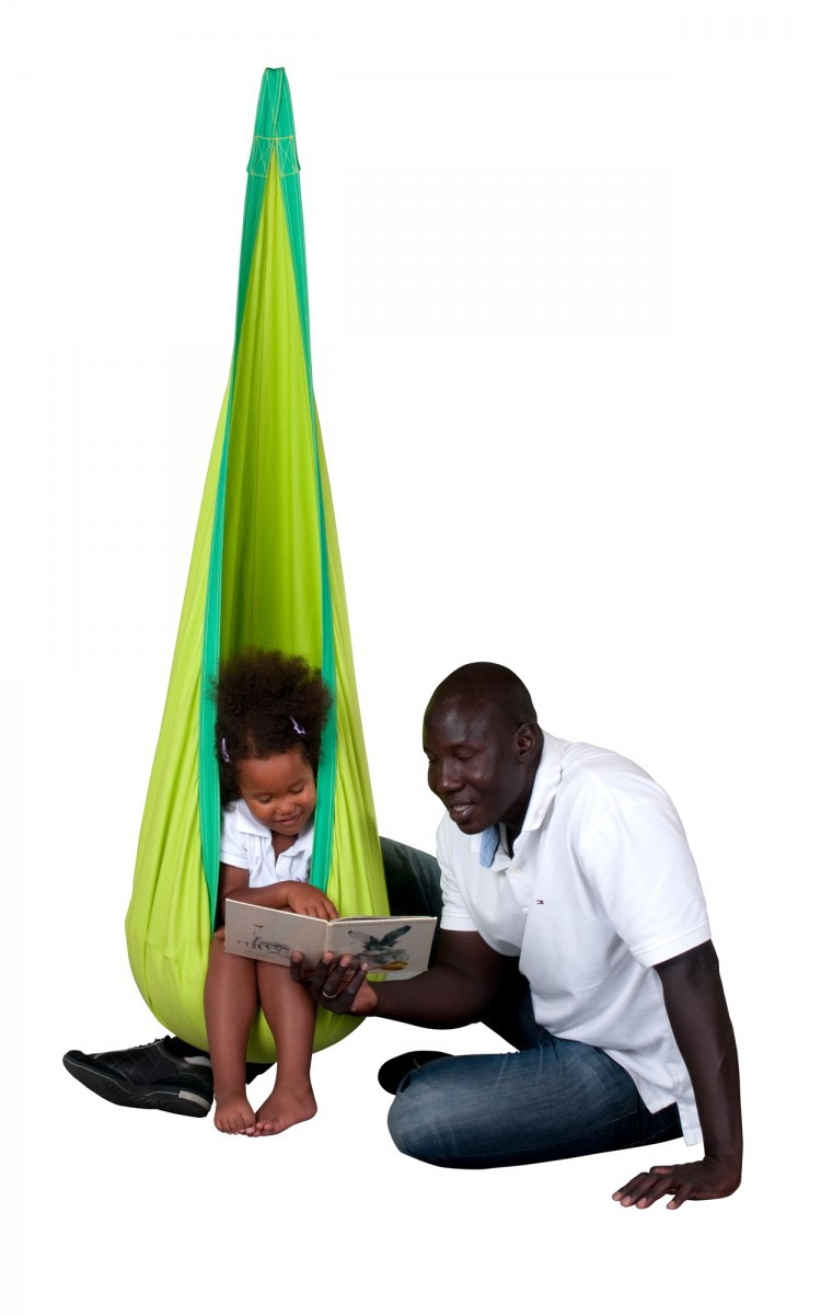 2015 Hot Green Baby Swing Children Hammock Kids Swing ...