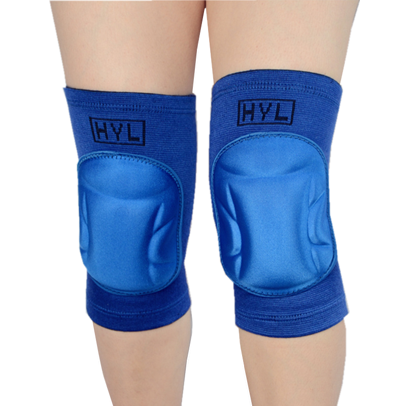 HYL-3133 High quality sponge anti-collision skating knee pads