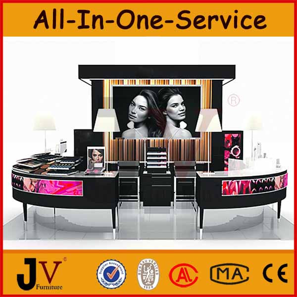 Showroom Furniture For Sale: Hot Sale Cosmetic Counter Display For Furniture Showroom