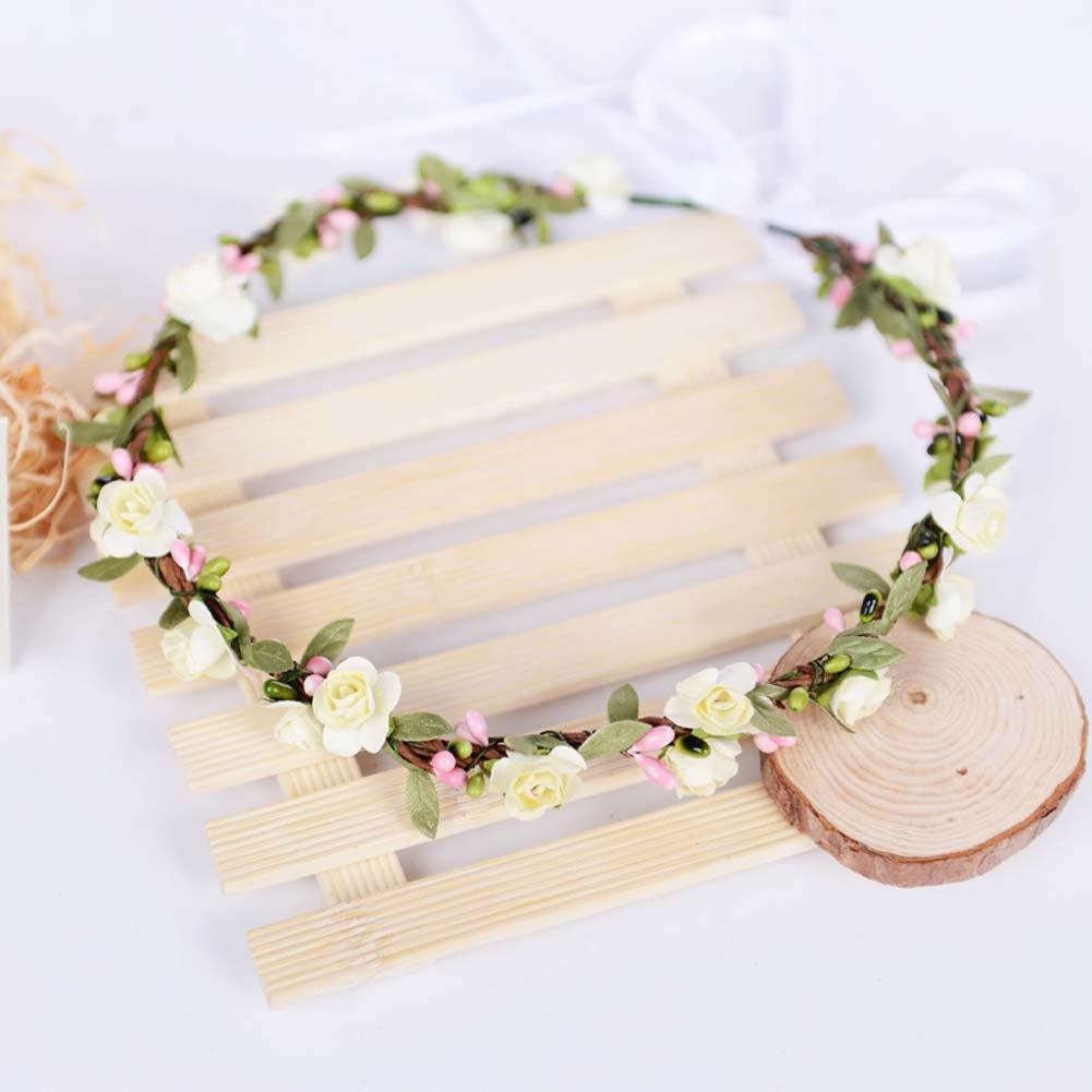 Cheap Floral Crown Wedding, find Floral Crown Wedding deals on line ...