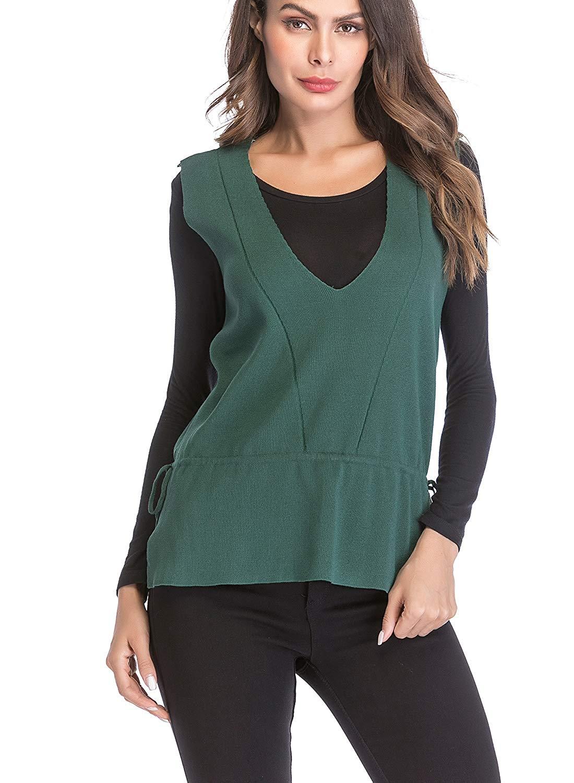 Cheap Women V Neck Sweater Vest Find Women V Neck Sweater Vest