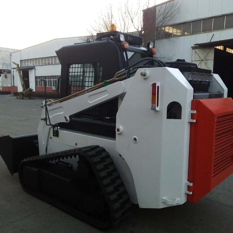 Pista skid steer loader