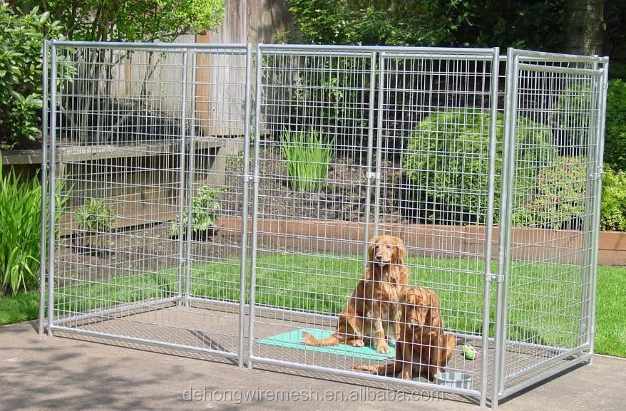 esgrima usada para perro jard n cercas de hierro jaula