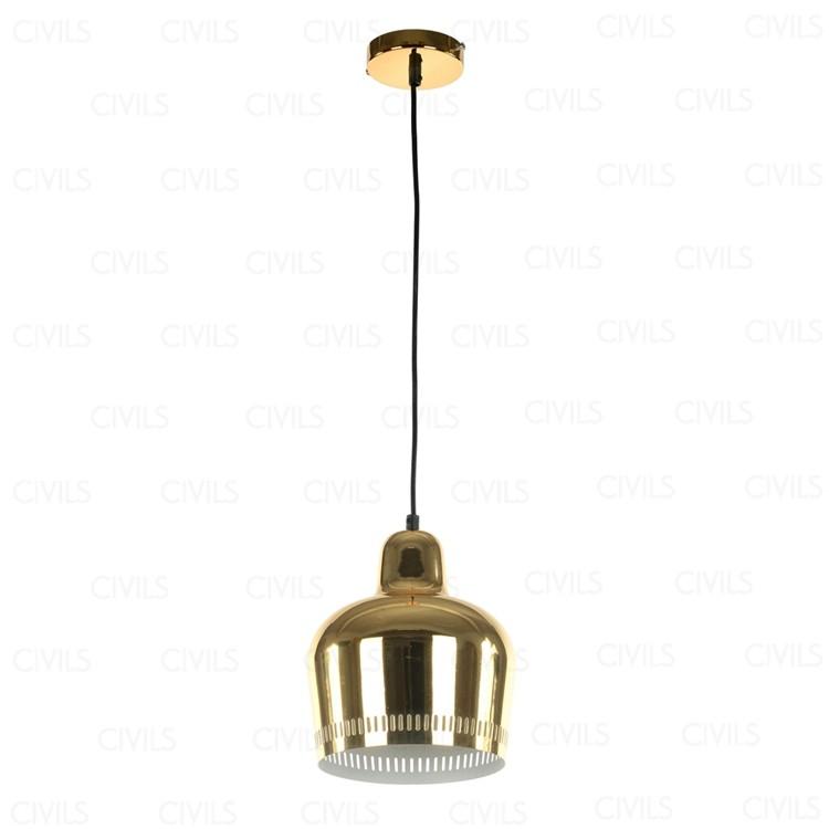 Modish Artek-lampe,Golden Bell-lampe,Anhänger A330s - Buy Artek Lampe NM-98