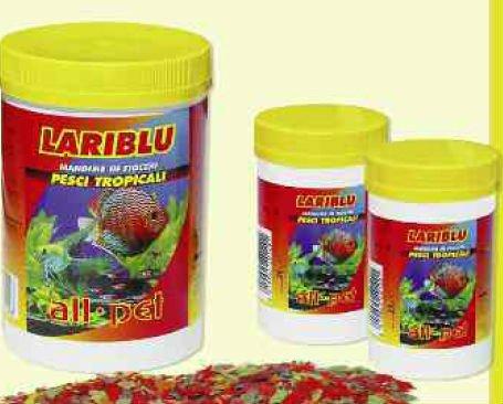 Lariblu Feed For Freshwater Tropical Fish