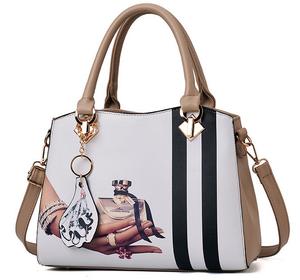 Coffee Color Handbag 71e4bdb73ec5f