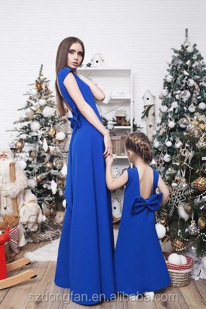Vestidos fiesta madre e hija