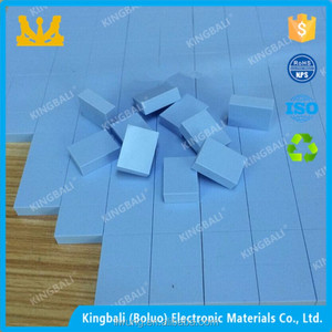 Thermal Conductive Silicone Heatsink Gap Filler Pad for Electronics Products/PCB/ Chip/IC/GPU/ CPU/LED Lighting etc.