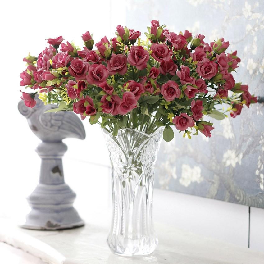 Peony artificial flowers silk lilac roses wholesale flowers fake fob ningbo mightylinksfo