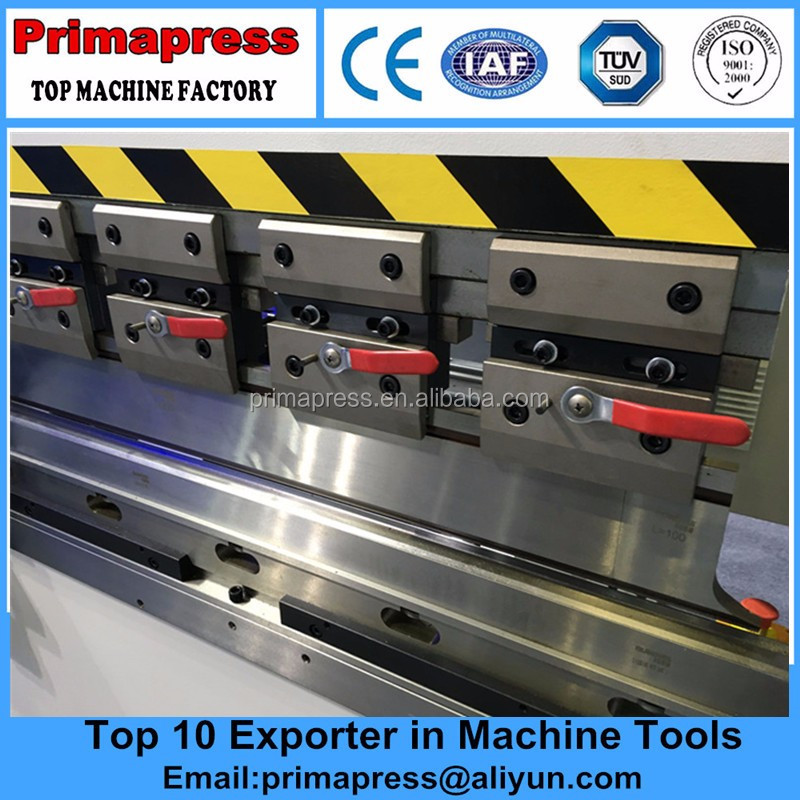 Tool Clamp for press brake machine AMADA moulds press brake quick clamps
