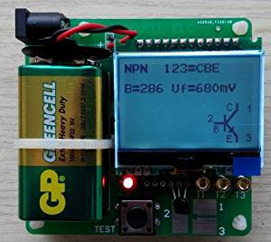 Buy new version of inductor-capacitor ESR meter DIY MG328