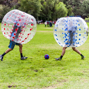 human sized soccer bubble ball,giant plastic ball for sale