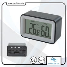 OEM Desk Wall-Mounted Digital Indoor Thermometer Hygrometer Household Temperature Humidity Monitor