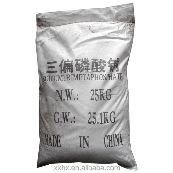 High quality 68% tech grade sodium trimetaphosphate used in gypsum board