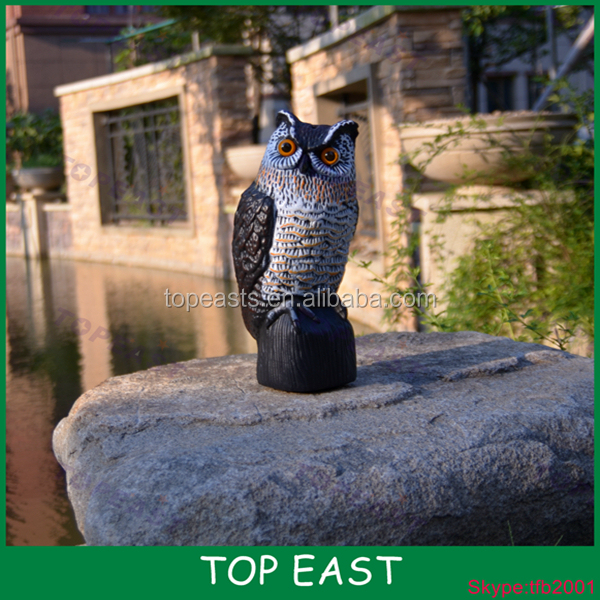 Low Cost High Quality Garden Defense Owl Owls To Scare Pigeons