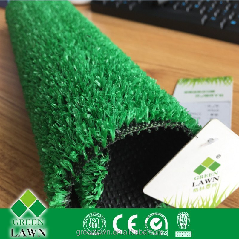 China green laying artificial lawn with cheap price