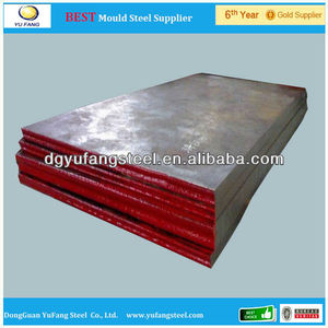 SAE4140 hot rolled steel from China mills