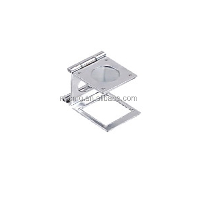 smg 1 inch or 0.5inch metal magnifier of fabric structure