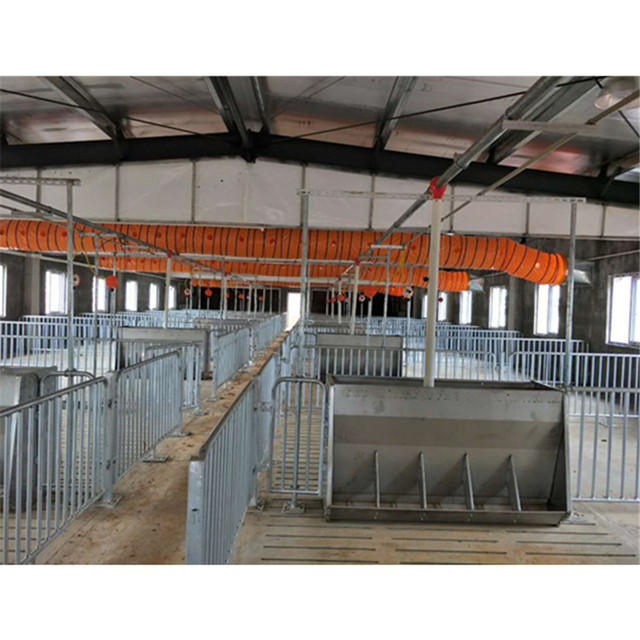 Pig Barn Designs Fattening Crate Breeding For Pigs Sale