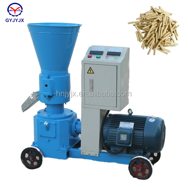 High capacity used best quality sawdust straw hay pellet machine to make wood pellets with CE certification