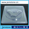 Quality assurance comfort grip PET disposable blister plastic tray