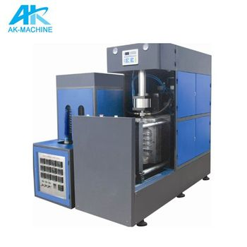 5 gallon blow molding machine 20 liter bottle blow molding machine semi auto blowing pet machine