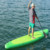 2016 popular used inflatable standup paddle board