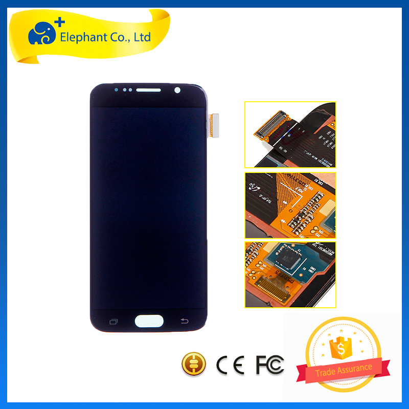 For Samsung Galaxy S6 Samsung-G920/G920A/G920P/G920R4/G920T/G920F/G920V LCD Screen and Digitizer Assembly Replacement