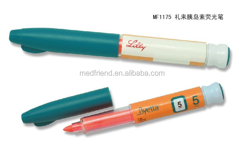 Lilly insulin pens