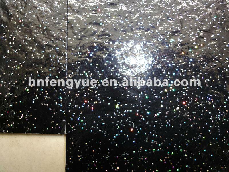 Black Pvc Sparkle Vinyl Flooring Black Pvc Sparkle Vinyl Flooring