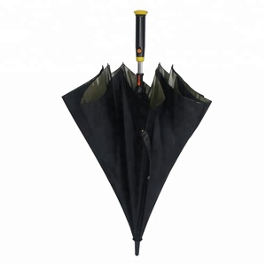 big size high quality fan umbrella for golf and golf umbrella with fan inside
