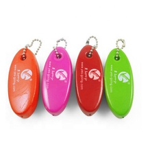 ใหม่ PU Foam พวงกุญแจ/Floating Key CHAIN/CUSTOM Floating Key CHAIN
