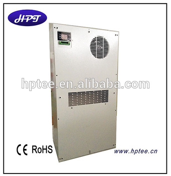 IP55 48VDC Side Mounted CNC Machine Electric Cabinet Air Conditioner For  CNC Machine Cabinet Cooling