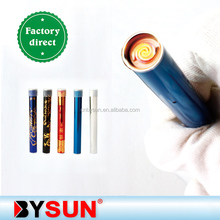 blow smokeless Cigarette / Colorful superfine USB lighterBS-1347