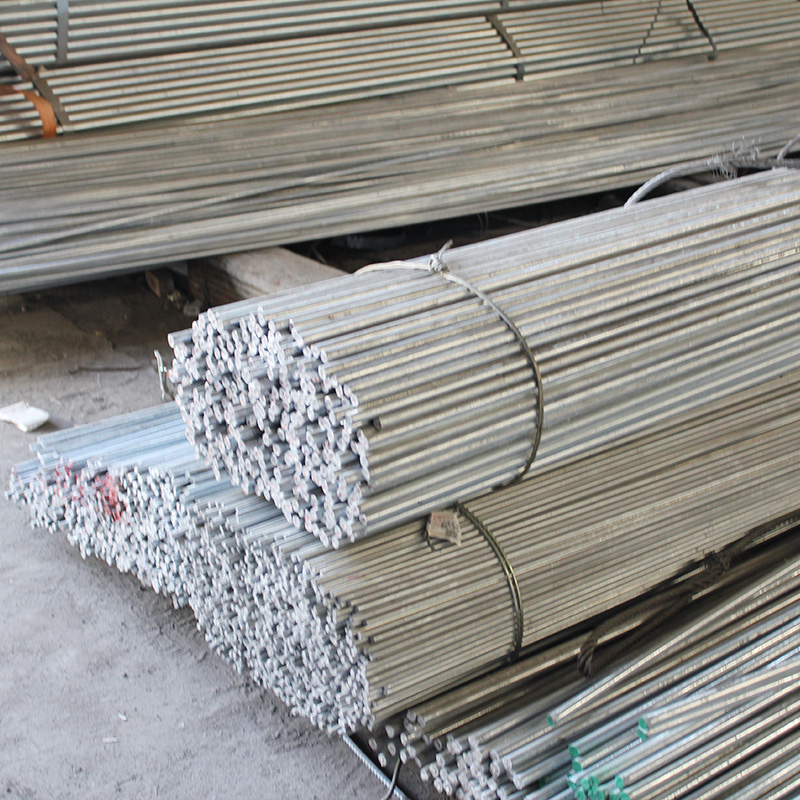 Cold drawn 6m 9m length 6mm round steel bar