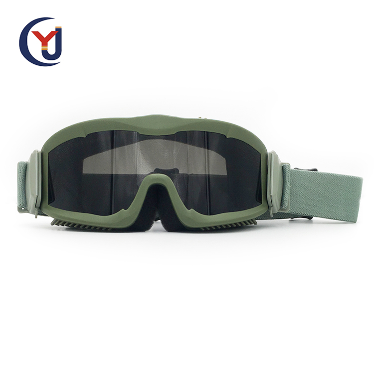 airsoft shooting x7 glasses military goggles with ANSI certification