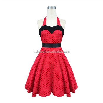 Hd 159 Lace Up Back Dresses Red Short Prom Cocktail Punk Dress Plus