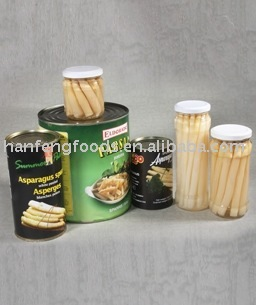 how to cook white asparagus from a jar