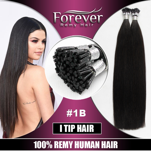 China High Quality I Tip Indian Remy Hair Extensions Wholesale