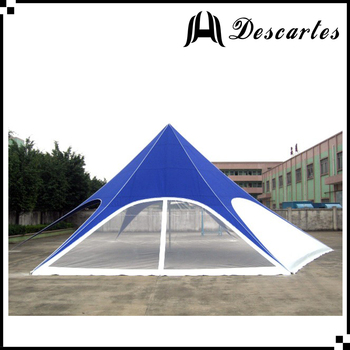 Window panels 14m star canopy tents star shaped exhibition trade show tents for sale  sc 1 st  Alibaba & Window Panels 14m Star Canopy TentsStar Shaped Exhibition Trade ...