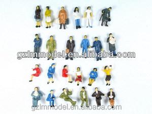 HO G O Z N OO scale model figures / model human / model peoples / Human  figure model