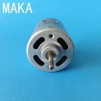 540SA16 pmdc hair dryer fan motor for electric curtain